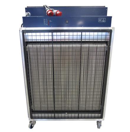 Industriavfuktare A 700VTI med 14 kW tillsatsvärme