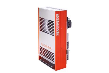 Virkestork Sauno-torkaggregatet 2 kW