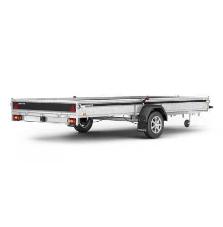 Skotervagn S1945B 1240kg