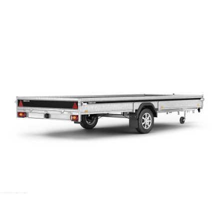 Skotervagn S1945B 1240i kg