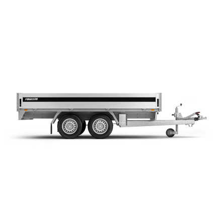 Höglastad vagn 5325ATB 1800 kg