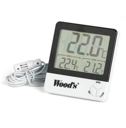 Woods SS-7002 Hygrometer