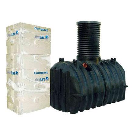 Infiltrationspaket, 2000 liter