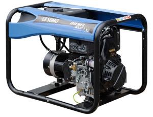 SDMO 4000 E XL