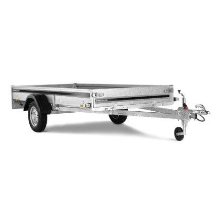 Skotervagn S1533 650