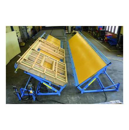 Vändbord/Spikbord/Mallbord/Väggvändarbord Randek BS20