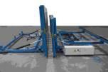 Vändbord/Spikbord/Mallbord/Väggvändarbord Randek BS40