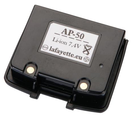 Batteri AP-50 Li-ion