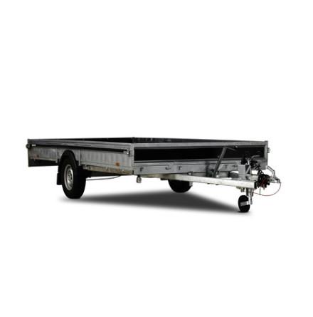 Skotervagn S1938 Inline 1000