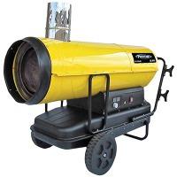 Byggtork diesel PT 170 50KW