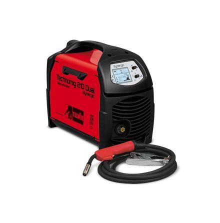 Technomig 210 Dual Synergic 230V Euro