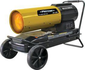 Byggtork diesel PT220T-DFV-EU 65kW
