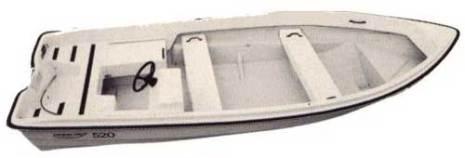 Persson 520 DL Styrpulpet