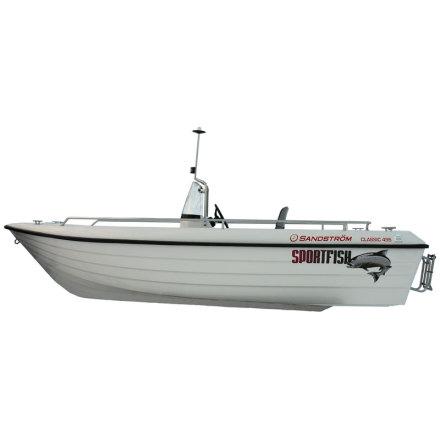 Sandström Classic 495 Sportfish