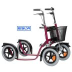 Sparkcykel Esla 3800
