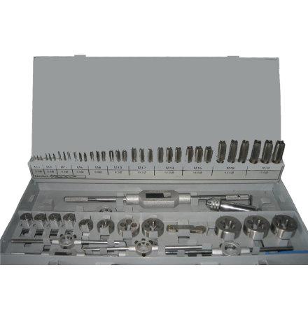 Gängverktygsats M3-M20 54 delar