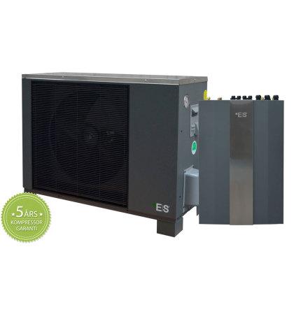 Värmepump AWH 9 kW - V5+