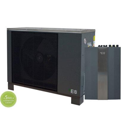 Värmepump AWH 11 kW - V5+