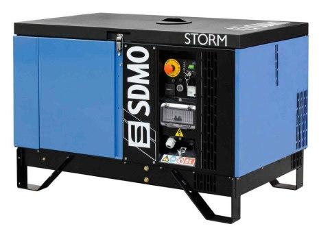Dieselelverk SDMO Storm S7H