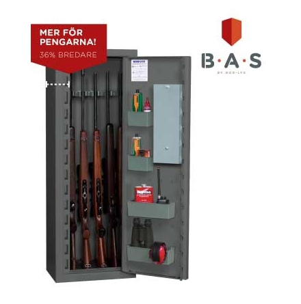Vapenskåp HL6 Bas